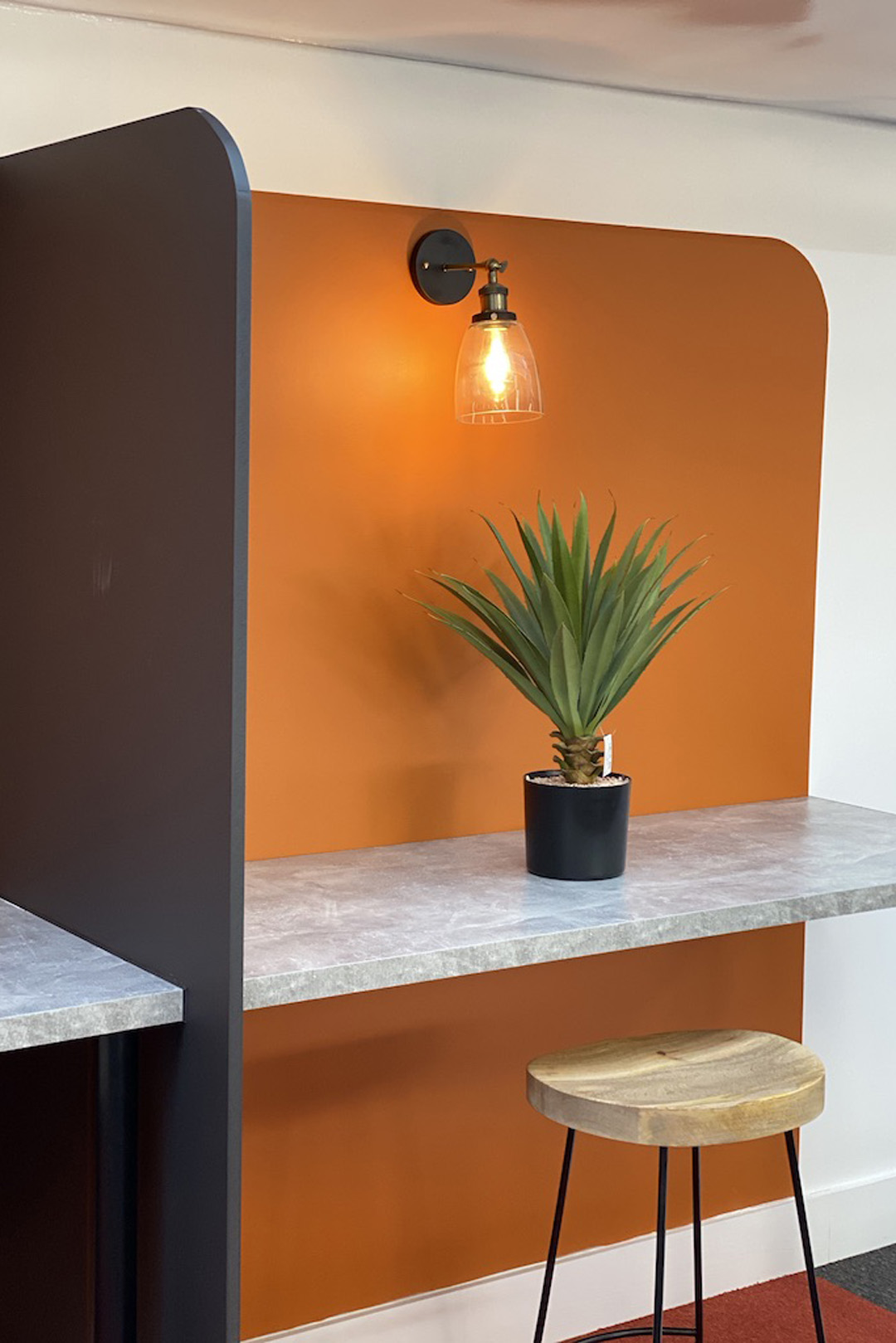 modern office furniture and design