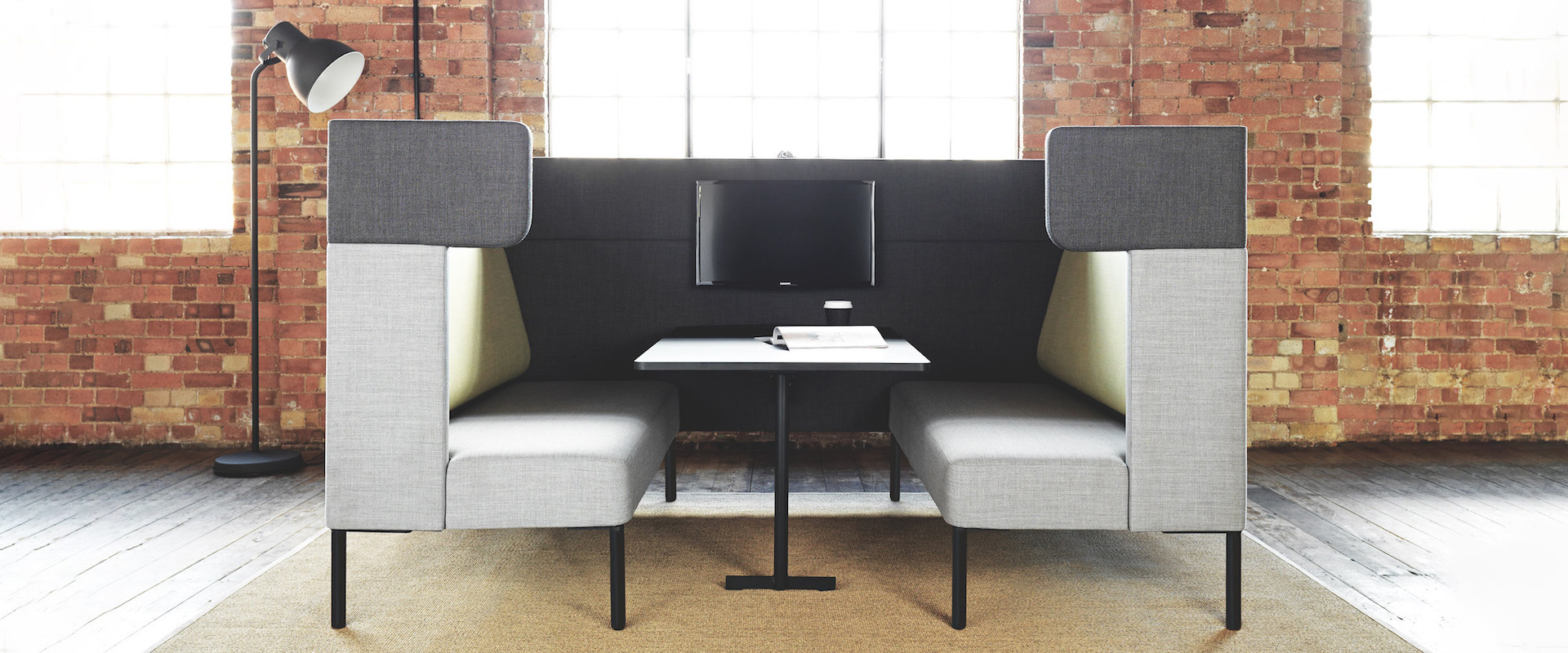 office meeting booth furniture