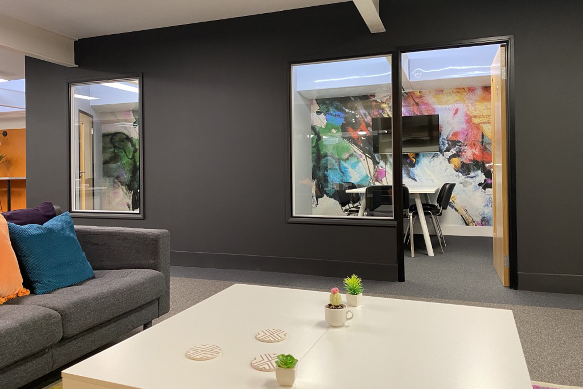 office fit out project for anatwine