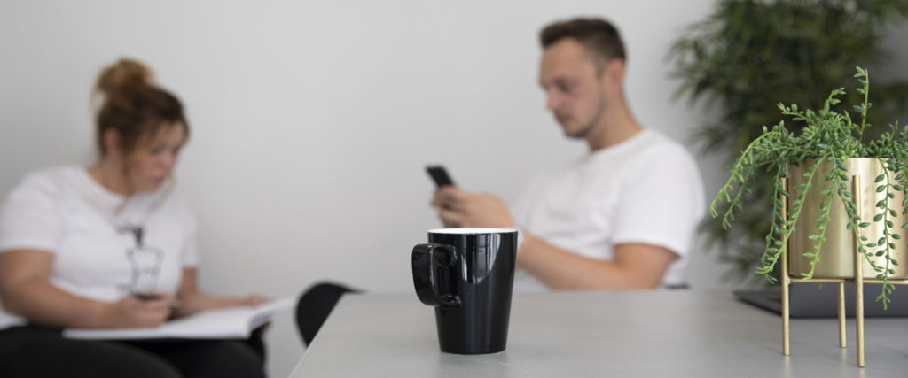 contact us and chat over coffee
