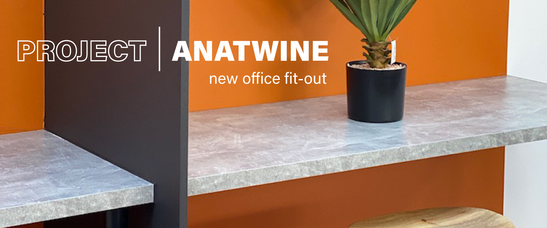 anatwine office fit out project