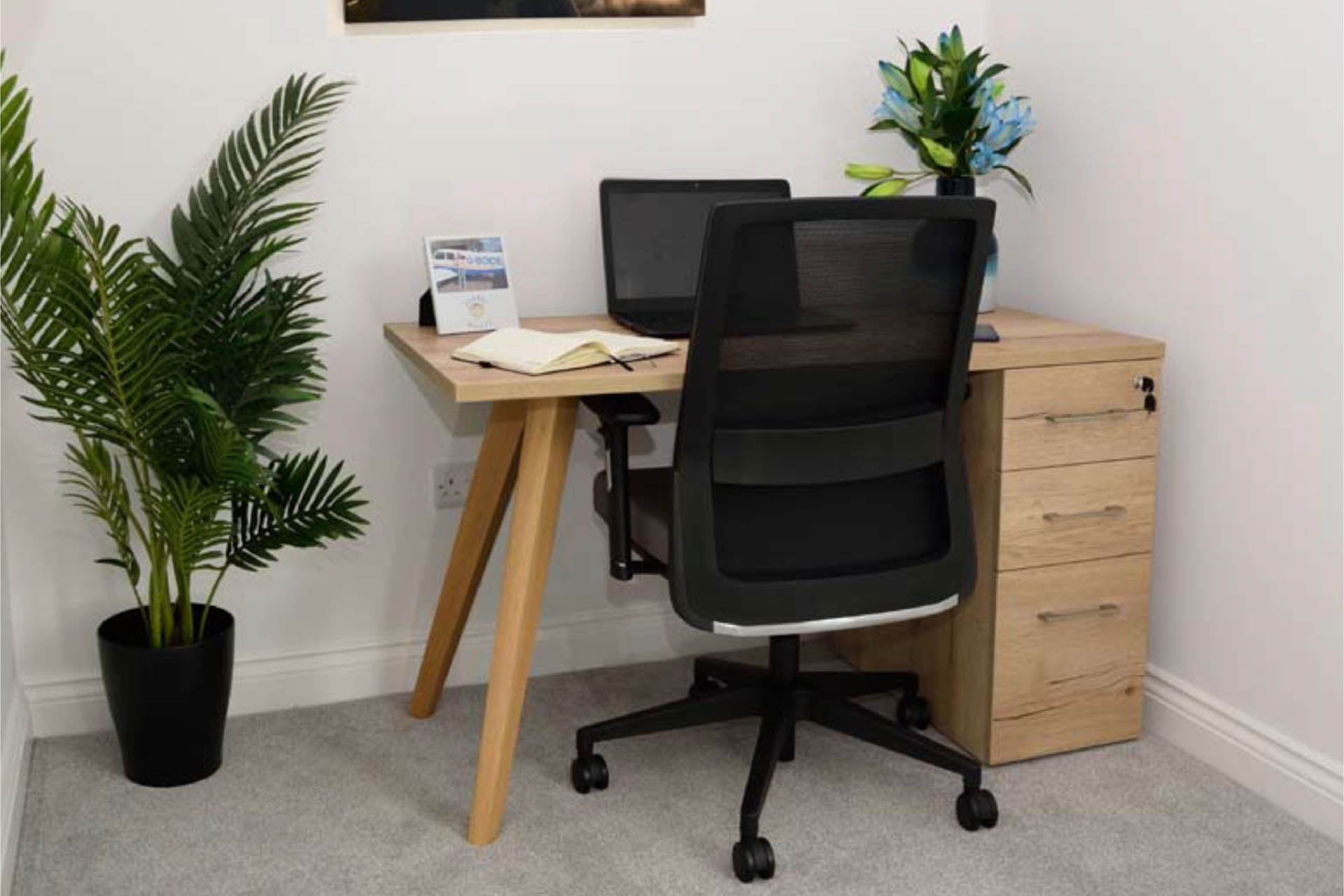 Home Office Furniture Package Option
